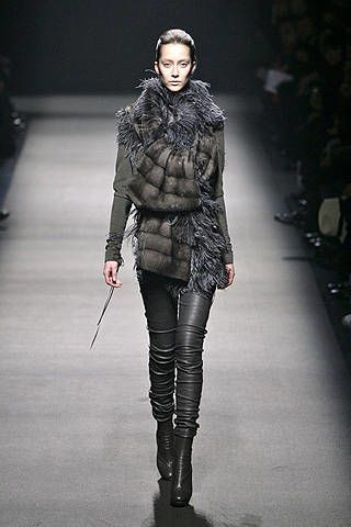 Haider Ackermann Fall 2008 Ready-to-wear Collections - 003
