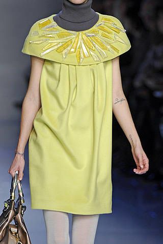 Emilio Pucci Fall 2008 Ready-to-wear Detail - 003
