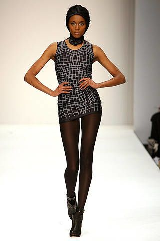 Aminaka Wilmont Fall 2008 Ready-to-wear Collections - 002