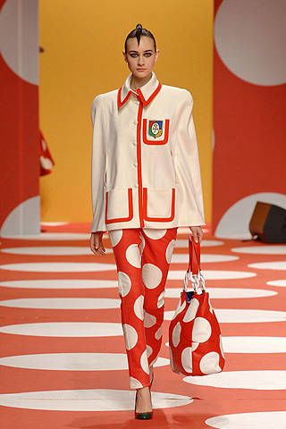 Jean-Charles de Castelbajac Fall 2008 Ready-to-wear Collections - 002