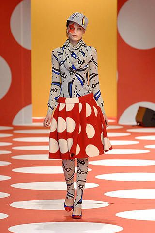 Jean-Charles de Castelbajac Fall 2008 Ready-to-wear Collections - 003