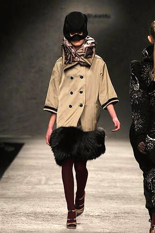 Gaetano Navarra Fall 2008 Ready-to-wear Collections - 003