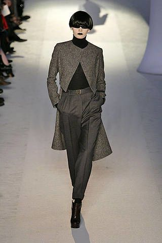 Yves Saint Laurent Fall 2008 Ready-to-wear Collections - 002