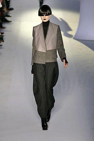 Yves Saint Laurent Fall 2008 Ready&#45&#x3B;to&#45&#x3B;wear Collections &#45&#x3B; 003