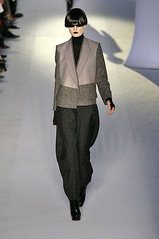 Yves Saint Laurent Fall 2008 Ready-to-wear Collections - 003