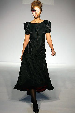 Aganovich Fall 2008 Ready-to-wear Collections - 002