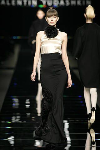 Valentin Yudashkin Fall 2008 Ready-to-wear Collections - 002