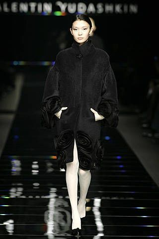 Valentin Yudashkin Fall 2008 Ready-to-wear Collections - 003
