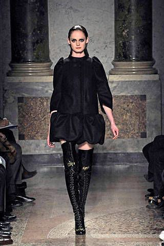Francesco Scognamiglio Fall 2008 Ready&#45&#x3B;to&#45&#x3B;wear Collections &#45&#x3B; 002