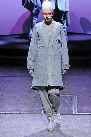 Undercover Fall 2008 Ready-to-wear Collections - 002