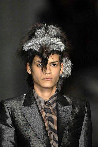 Jean Paul Gaultier Fall 2008 Ready-to-wear Detail - 002