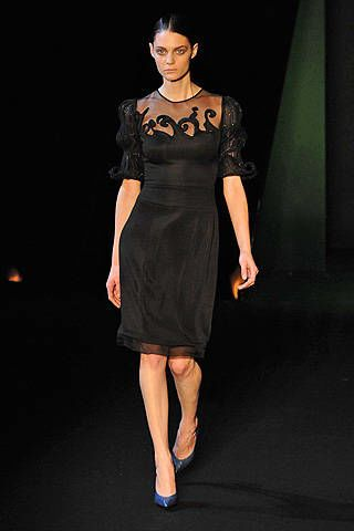 Sophia Kokosalaki Fall 2008 Ready-to-wear Collections - 002