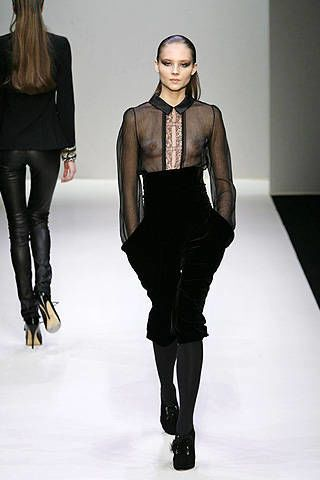 Collette Dinnigan Fall 2008 Ready-to-wear Collections - 002