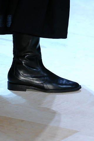 Yohji Yamamoto Fall 2008 Ready-to-wear Detail - 002