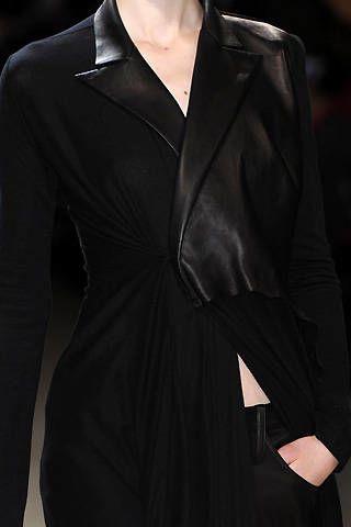Yohji Yamamoto Fall 2008 Ready-to-wear Detail - 003