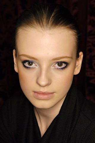 Cher Michel Klein Fall 2008 Ready-to-wear Backstage - 002
