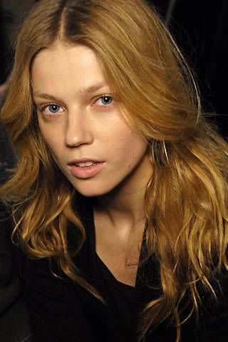 Isabel Marant Fall 2008 Ready-to-wear Backstage - 002