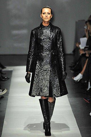 Chado Ralph Rucci Fall 2008 Ready-to-wear Collections - 002
