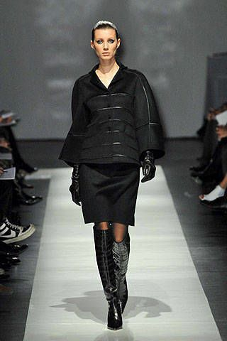Chado Ralph Rucci Fall 2008 Ready-to-wear Collections - 003