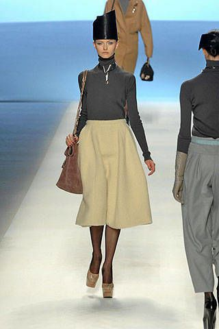 Louis Vuitton Fall 2008 Ready-to-wear Collections - 002