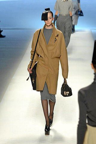 Louis Vuitton Fall 2008 Ready-to-wear Collections - 003