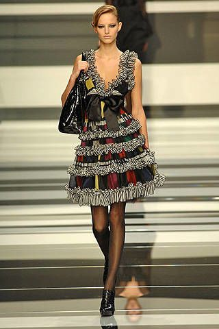 Elie Saab Fall 2008 Ready-to-wear Collections - 002