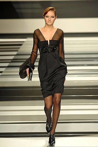 Elie Saab Fall 2008 Ready-to-wear Collections - 003