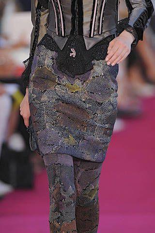 Christian Lacroix Fall 2008 Haute Couture Detail - 002