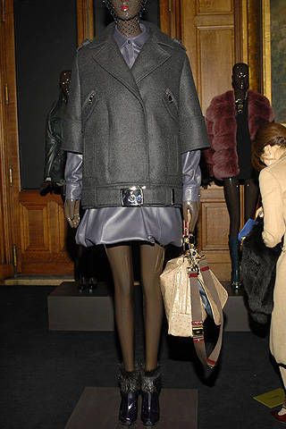 Loewe Fall 2008 Ready-to-wear Collections - 002