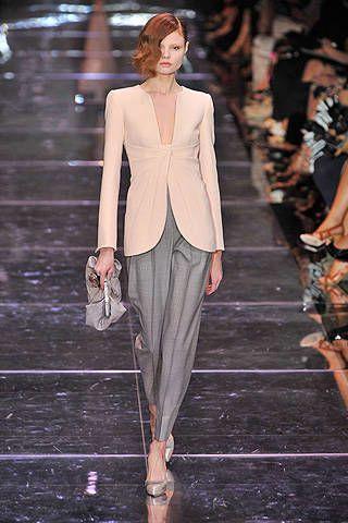 Giorgio Armani Priv&#195&#x3B;{{{copy}}} Fall 2008 Haute Couture Collections &#45&#x3B; 002