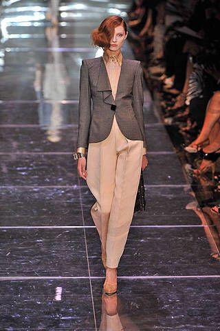 Giorgio Armani Priv&#195&#x3B;{{{copy}}} Fall 2008 Haute Couture Collections &#45&#x3B; 003