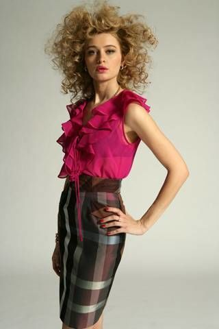 Yoana Baraschi Fall 2008 Ready-to-wear Collections - 002