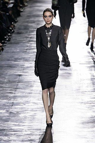 Lanvin Fall 2008 Ready-to-wear Collections - 003