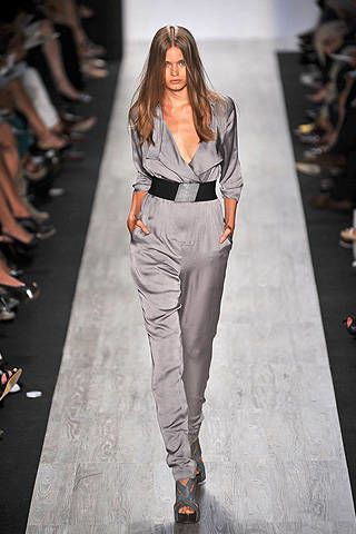BCBG Max Azria Spring 2009 Ready-to-wear Collections - 002