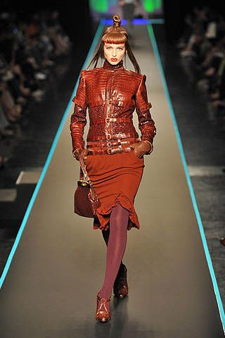 Jean Paul Gaultier Fall 2008 Haute Couture Collections - 002