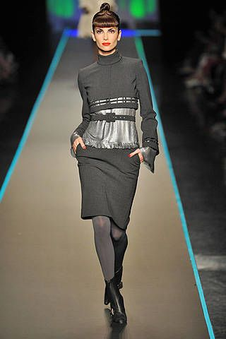Jean Paul Gaultier Fall 2008 Haute Couture Collections - 003