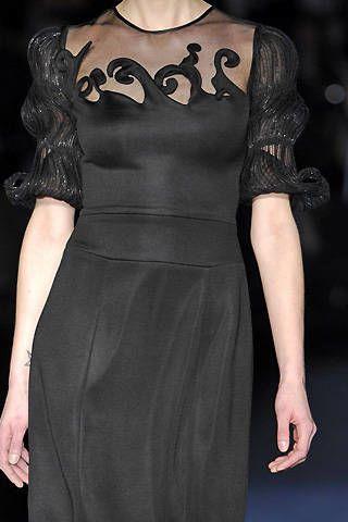 Sophia Kokosalaki Fall 2008 Ready-to-wear Detail - 002