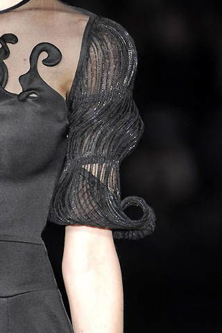 Sophia Kokosalaki Fall 2008 Ready-to-wear Detail - 003