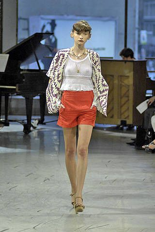 Rachel Comey Spring 2009 Ready-to-wear Collections - 002
