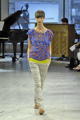 Rachel Comey Spring 2009 Ready-to-wear Collections - 003
