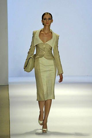 Rubin Singer Spring 2009 Ready-to-wear Collections - 002