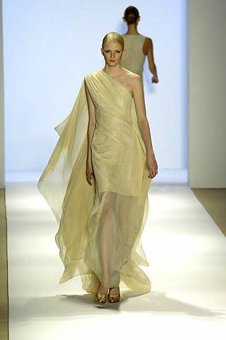 Rubin Singer Spring 2009 Ready-to-wear Collections - 003