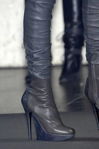 Haider Ackermann Fall 2008 Ready&#45&#x3B;to&#45&#x3B;wear Detail &#45&#x3B; 003