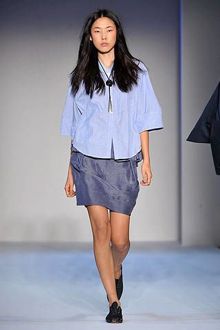Karen Walker Spring 2009 Ready-to-wear Collections - 002