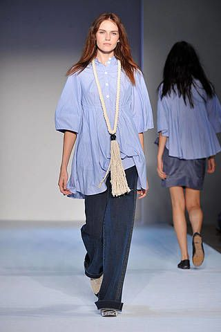 Karen Walker Spring 2009 Ready-to-wear Collections - 003