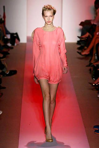 Alexandre Herchcovitch Spring 2009 Ready-to-wear Collections - 003