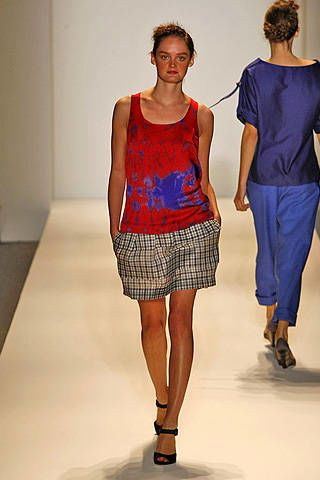 Lela Rose Spring 2009 Ready-to-wear Collections - 002
