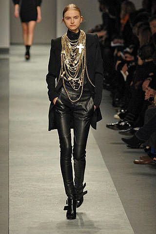 Givenchy Fall 2008 Ready-to-wear Collections - 003