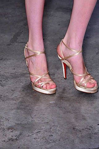 Vincente Villarin Spring 2009 Ready-to-wear Detail - 002