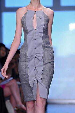 Vincente Villarin Spring 2009 Ready-to-wear Detail - 003